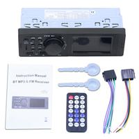 Car Stereo MP3 Music Player FM Bluetooth Dual USB Ports TF AUX Radio Charging Support For IOS Android Devices