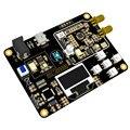 Модуль генератора сигналов LEORY 35 M-4 4 GHz RF преобразователь частоты источника сигнала ADF4351 макетная плата