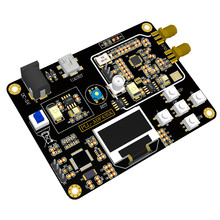 LEORY генератор сигналов Модуль 35 M-4,4 GHz RF источник сигнала Частотный синтезатор ADF4351 макетная плата