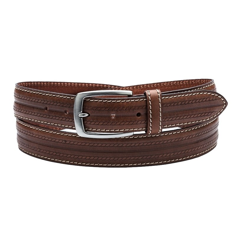 Belt Sergio Belotti 326/35 Wax T. Moro ремни sergio belotti 4460 40 t moro