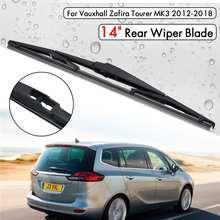 "14"" Rear Windows Windshield Windscreen Wiper Blade For Vauxhall for Opel Zafira C Tourer Mk3 2012 2013"