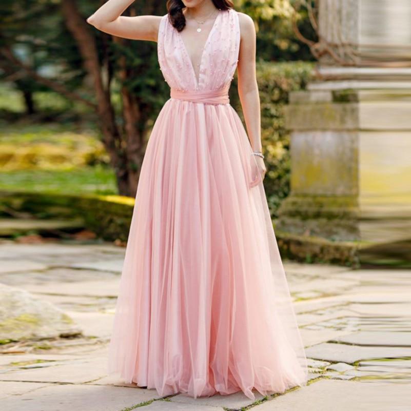 Uxu Rose Dos Nu Dentelle Robe Robes Jurken Sexy Femme Longues Robes Femmes Vetements Kleider Lache Mode Sukienka Livraison Gratuite Aliexpress