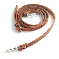 Bolso de mano ajustable para mujer, Asa DIY de cuero PU, correa, cinturones, hebilla, accesorios para bolso de hombro, cinturón largo