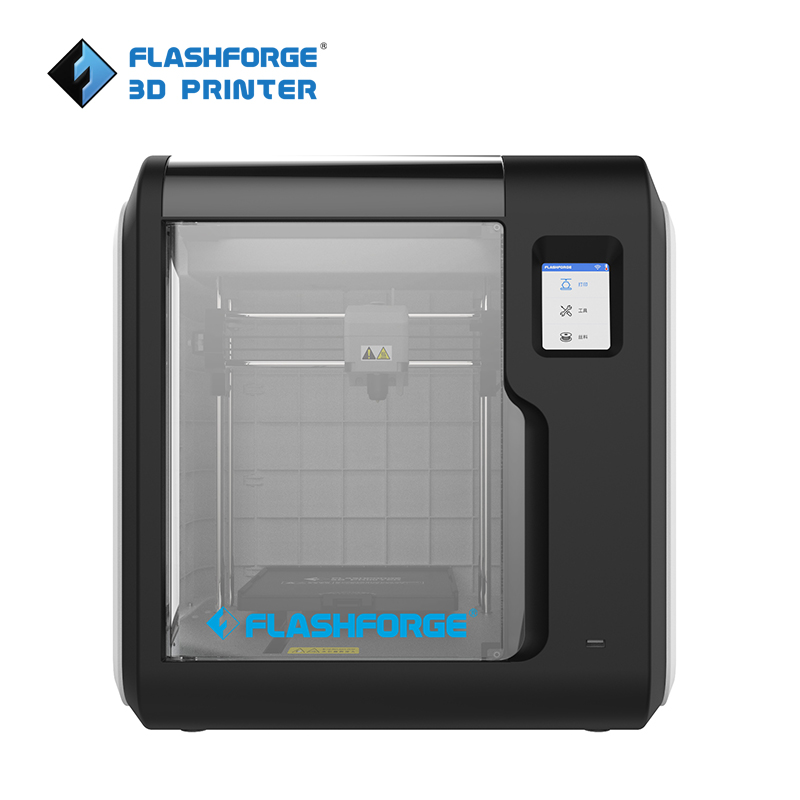 Flashforge 3D Printer 2019 Adventurer 3 Detachable Nozzle Removable Heated Bed