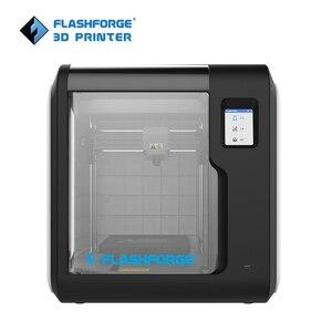 Image 3 - Flashforge 3D Máy In 2020 Mới Nhà Phiêu Lưu Người 3 Tự Động San Lấp Mặt Bằng Máy Có Thể Tháo Rời Giường Hỗ Trợ Cloud In W/1 Cuộn Dây