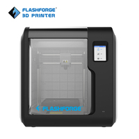 Flashforge 3D Printer 2019 new Adventurer 3 Auto Leveling Machine Removable Bed support Cloud Printing W/1 free spool
