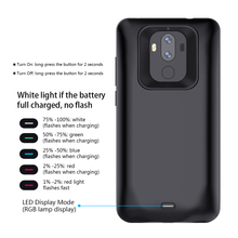Battery Charger Case For Huawei Mate 9 5000mAh Power Bank Charging Case Powerbank Charger Case For Huawei Mate 9 phone cover