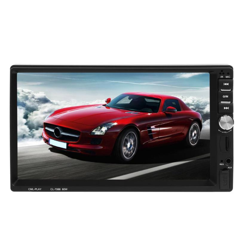VODOOL Car Video mp5 Players 7088B 7 Inch 1024 600 HD Screen Car Stereo MP5 Player