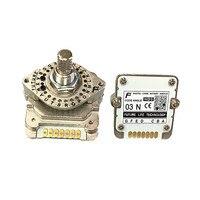 Free Shipping Rotary Switches Band Switch FUTURE Digital Code Switch NDS Series 01H 01J 01N 02H 02J 02N 03H 03J 03N 04N 00N