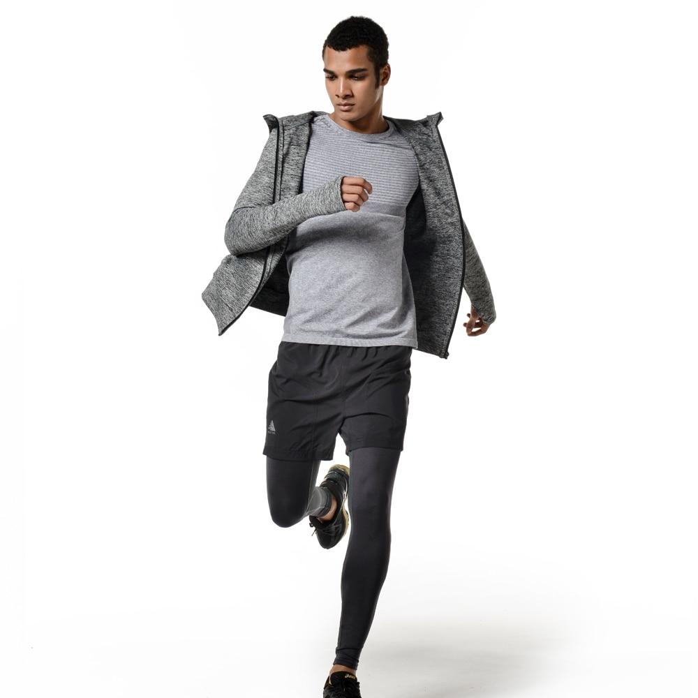 VECTOR Transpirable Corriendo Chaqueta Hombres Secado rápido Correr - Ropa deportiva y accesorios