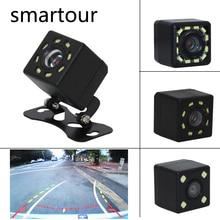 Smartour Car Reverse Camera Intelligent Dynamic Trajectory Tracks Vehicle Rear View Camera HD Auto Waterproof Parking Assistance цена