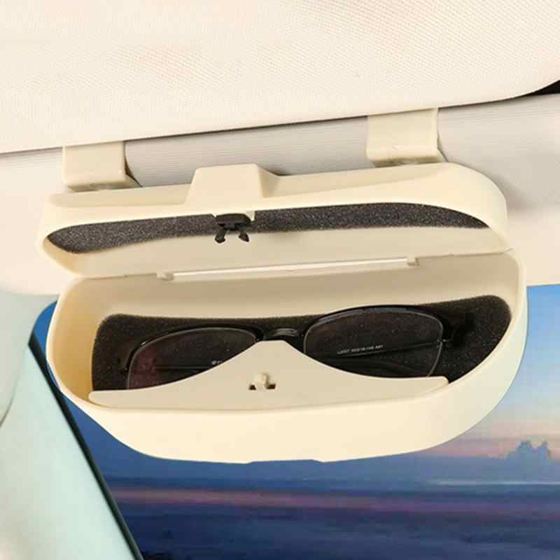 f0b2912a5ac5 Hot Car Glasses Box Storage Holder Sunglasses Case For BMW X1 X3 F25 X5 F15  F85