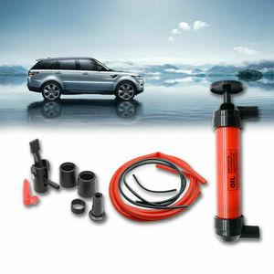 Image 3 - Yeni el sifon pompa yağı yakıt benzin dizel su hava sifon Transfer seti