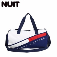 Women Luggage Bags Ladies Large Travel Organizer Bags Oxford Protable Tote Carry on Duffle Weekend Duffel Bag Fashion Suitcase