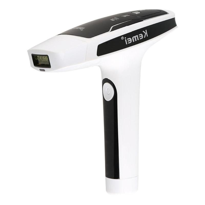 KEMEI Laser Hair Removal KM-6812 Pro Laser Epilator Painless Electric Hair Removal Painless Trimmer Machine Care ToolKEMEI Laser Hair Removal KM-6812 Pro Laser Epilator Painless Electric Hair Removal Painless Trimmer Machine Care Tool
