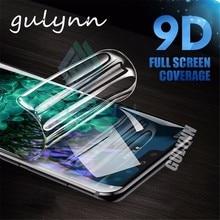 9D полное покрытие мягкая Гидрогелевая пленка для huawei Nova 4E 3i 5 5i Защита экрана для huawei Honor 20 20i 10 8X 7X Lite Pro