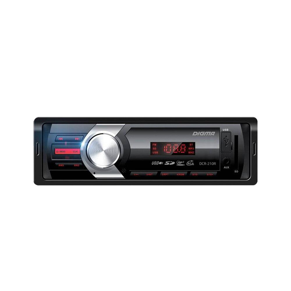 Car Radios Digma DCR-210R Automobiles & Motorcycles Car Electronics Car Radios car radios digma dcr 390g automobiles