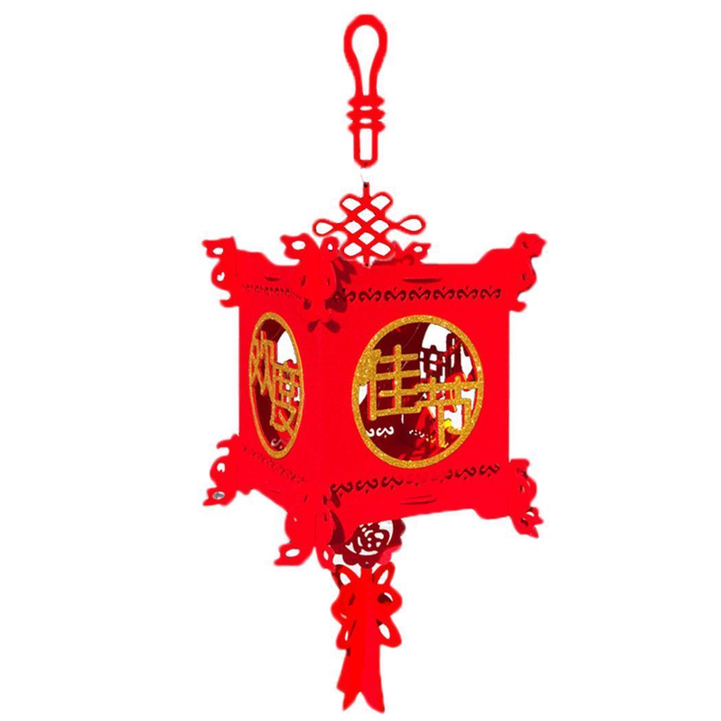 New Years Lantern Chinese New Years Lantern Ornaments DIY ...