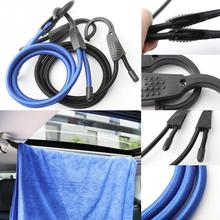 Novelty & Special Use Lower Price with Multifunction High Elastic Outdoor Camping Essential Rope Tied Rope Hook For Tents Luggage Practical Durable Nylon+rubber 15cm 2