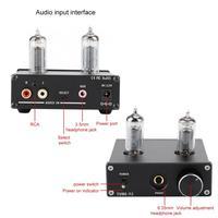 Nobsound Amplifier Audio TUBE T2 Electron Valve Tube HIFI Audio Amp Stereo Bile Amplifier Decoder Effector Power Subwoofer