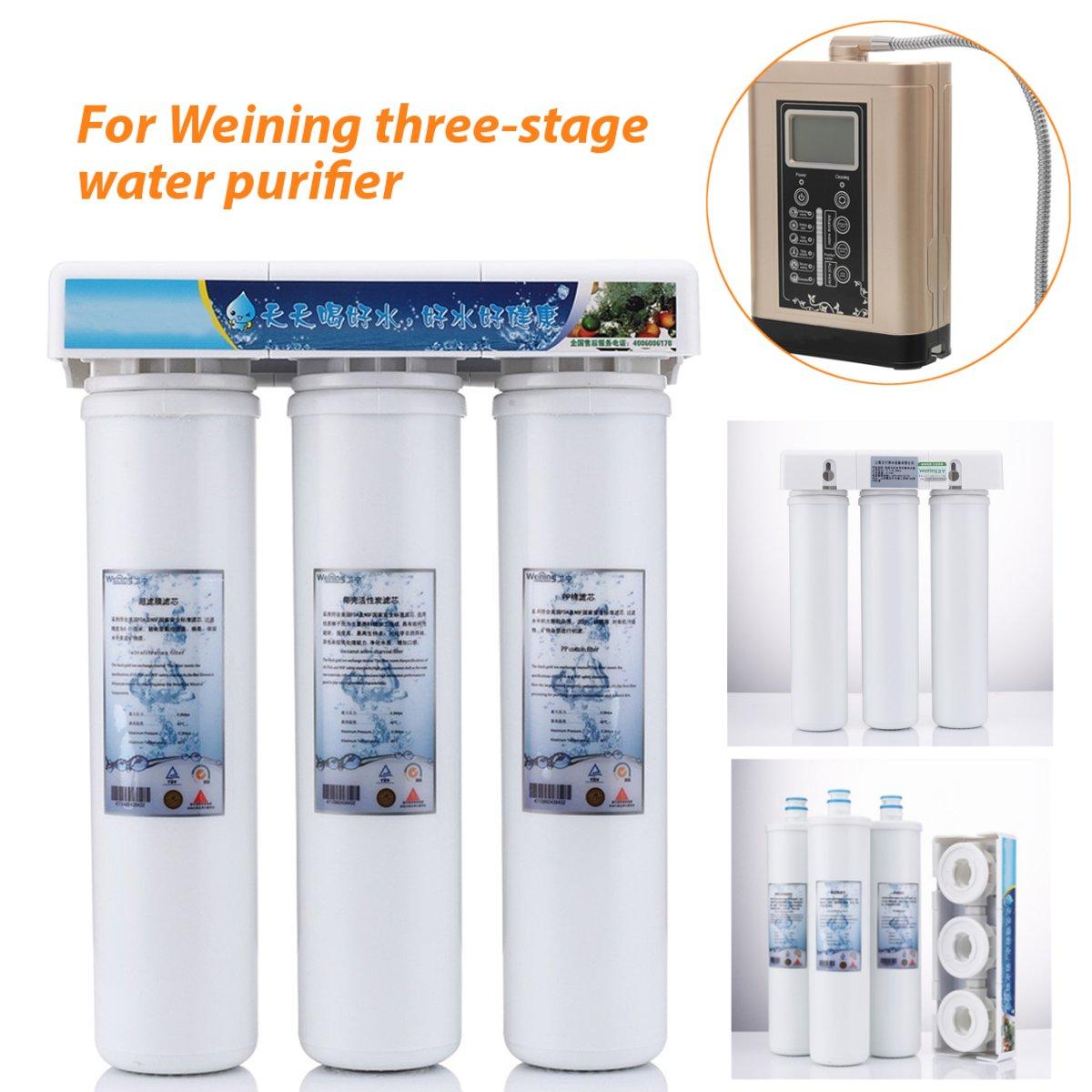 Purificateur filtre à eau électrolytique Machine à eau pour 110-240 V acier LF700 ioniseur d'eau purificateur acide alcalin PH ajuster la Machine