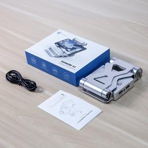 Image 3 - GameSir X1 BattleDock Converter stojak dokujący do AoV, legendy mobilne, gra FPS z przewodową klawiaturą do gier G30 i myszą HXSJ H100