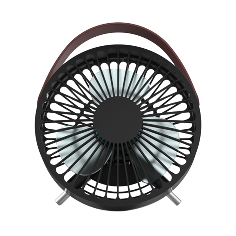 HOT!Mini Desk Usb Fan Portable Cooler Cooling Silent Adjustable Rechargeable Office Dormitory