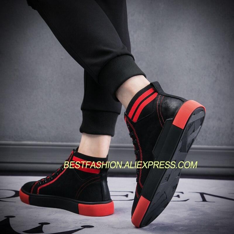 Ankle Inverno Moda Couro 5 Novas Genuínos De Homens Masculina Casuais Botas Masculinas Boots Sapatos 1Sz0wxvq