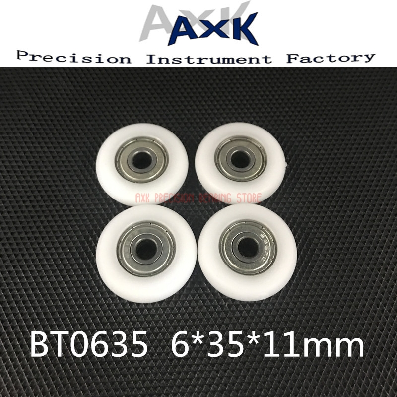 sourcing map 692ZZ Deep Groove Ball Bearings 2mm Inner Dia 6mm OD 3mm Bore Double Shielded Chrome Steel Z2 5pcs