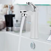 G1/2 Bathroom Kitchen Basin Faucet Single Hole Hot and Cold Mixer Water Tap robinet salle de bain bathroom sink faucet