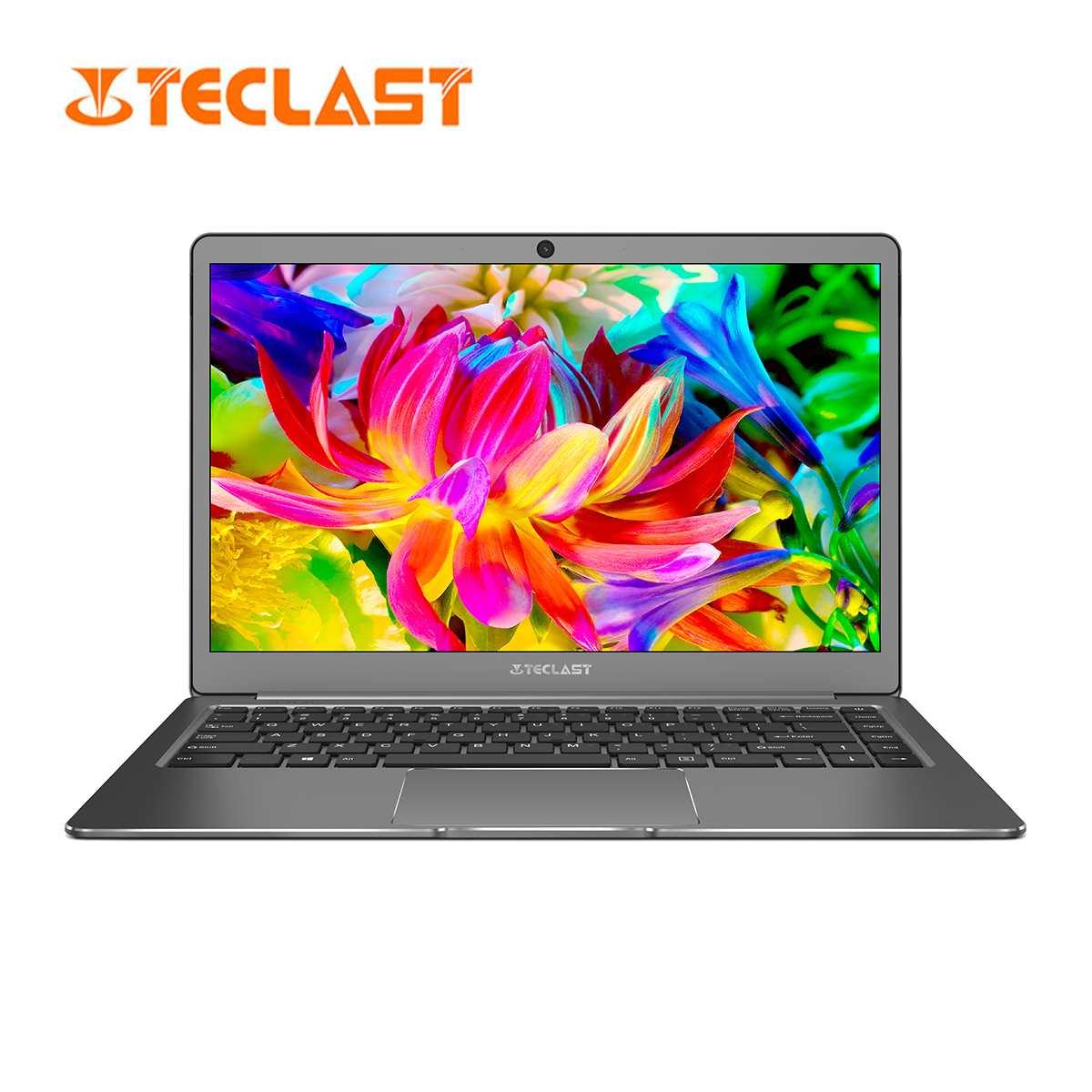 Teclast F6  13.3 Inch Intel Apollo Lake N3450 Intel Graphics 500 6G RAM128GB SSD Laptop Windows 10 Multi-Language Notebook