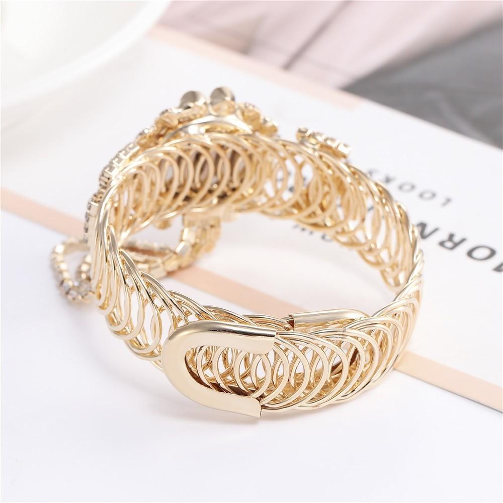 2020 Top Brand Luxury Rhinestone Bracelet Watch Women Watches Ladies Wristwatch Relogio Feminino Reloj Mujer Montre