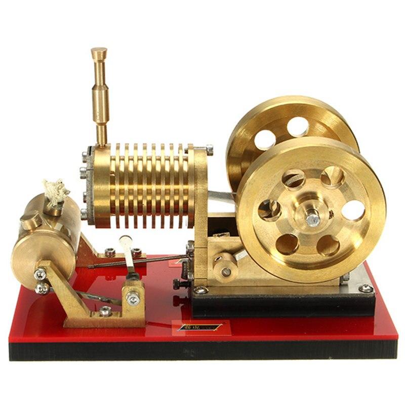 Offres spéciales SH-02 Stirling moteur modèle éducatif découverte Science jouet Kits jouets éducatifs pour enfants enfants Kits cadeau