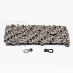 Image 3 - KMC cadena para bicicleta de montaña x9,93, cadena Original de 9, 18 y 27 velocidades, 116L