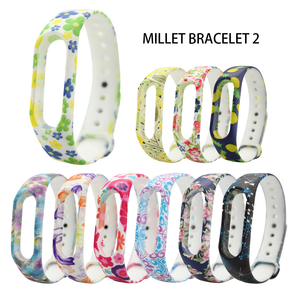 Wrist-Strap Mi-Band2-Accessories Miband 2-Bracelet Smart Silicone Xiaomi for with Top-Quality