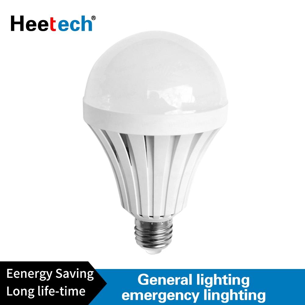 Led Emergency Bulb E27 Smart Lamp 5W 7W 9W Light LED Lighting Bulb 85V-265V Rechargeable Battery Lighting Outdoor Camping Lamp