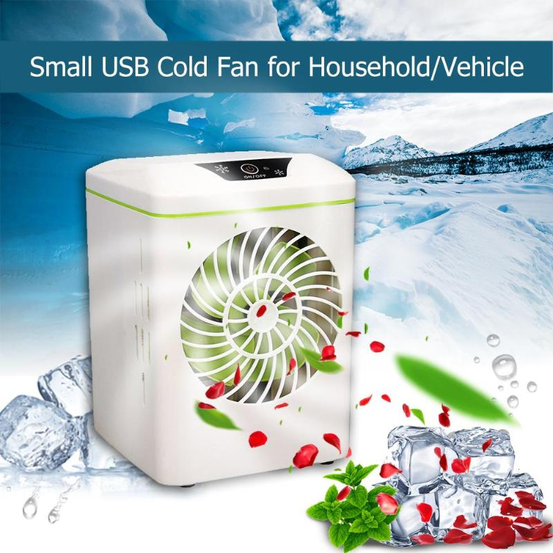 500mL USB Mini Air Conditioner Humidifier Purifier Air Cooling Fan Summer Humidifier Purifier The Quick Cooler for Home Office500mL USB Mini Air Conditioner Humidifier Purifier Air Cooling Fan Summer Humidifier Purifier The Quick Cooler for Home Office