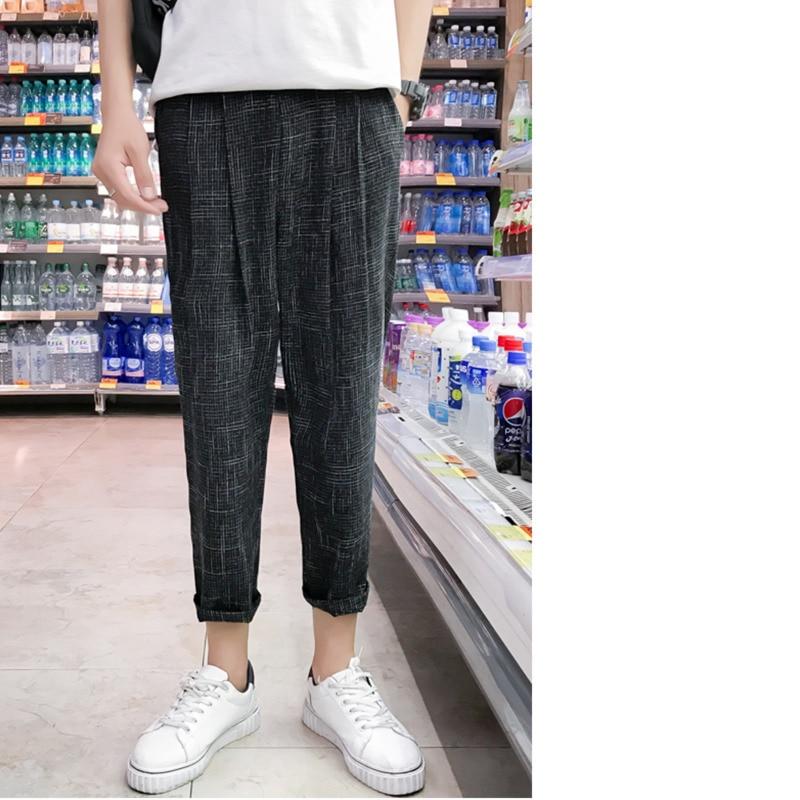 Hip-Hop-Pants Joggers Streetwear Korean-Version Fashion Summer New Hot The Best Trend