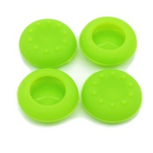 2Pcs Thumbstick Grips Caps Silicone Analog Joystick Caps for PS3 for PS4 for Wii Controllers Game Accessories(China)