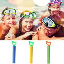 Soakers Pull-out Drifting Water Toys Beach Outdoor Games Kids Children Guns Shooter Toy