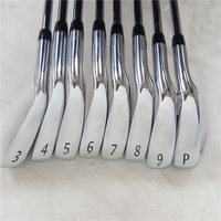 golf irons 8PCS AP3 718 Iron Set 718 AP3 Golf Forged Irons AP3 Golf Clubs 3 9Pw R/S Flex Steel/Graphite Shaft With Head Cover
