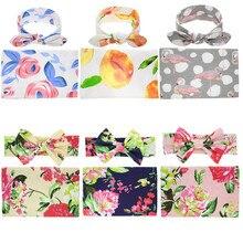 1 компл., Пеленальное Одеяло для новорожденных, спальный мешок для маленьких мальчиков и девочек, повязка на голову