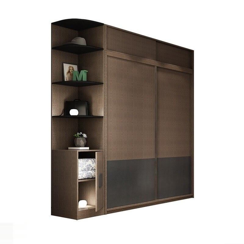Chambre Dolap D Zenleyici Meuble Maison Armario Ropero en bois Mueble De dortoir armoire Chambre meubles placard armoire