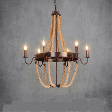 Vintage Chandelier Nordic Loft Pendant Lamps Lights E14 Bulb Candle Industrial Led Hotel Home Hanging Lamps Lighting Fixtures stars shaped edison nordic vintage pendant lamps lights fixtures children room loft style industrial lighting colorful heads