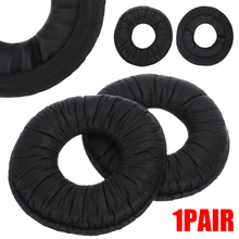 1Pair Replacement Ear Pads Earpad Cushion Cover For SONY MDR-ZX100 MDR-ZX300 MDR-ZX330BT MDR-V300 Headphones