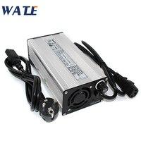 54.6 V Carregador 7A 48 13 S V E Moto Bateria Li ion Carregador Inteligente Lipo/LiMn2O4/LiCoO2 caso Carregador de bateria Com Ventilador De Alumínio|Carregadores| |  -