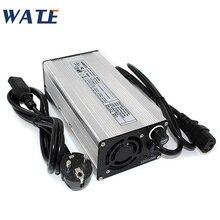 Caricatore astuto Lipo/LiMn2O4/LiCoO2 del caricatore 13S 48V della batteria agli ioni di litio della e bike del caricatore 54.6V 7A con la cassa di alluminio del ventilatore