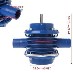 Image 3 - Mini bomba de agua eléctrica de mano autocebante para exteriores, bomba de aceite diésel para jardín doméstico, sin fuente de alimentación, envío gratis