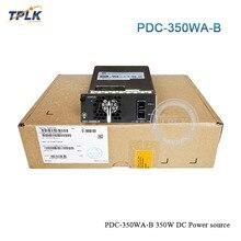 Хуа Вэй PDC-350WA-B 02310PQN 350 Вт преобразователь постоянного напряжения переменного тока в постоянный питания для huawei S6700-24-EI S6720-30C-EI-24S-AC S6700-48-EI блок питания