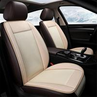 Vvcesidot Fan Car Seat Summer Breathable Cooling Air Conditioner Cool Car Accessories Regulate Three level Wind For Car Truck